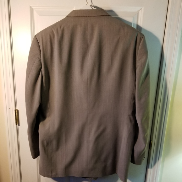 4R Pierre Cardin Mens Khaki Chinos//Trousers